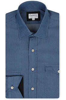 EMMETT LONDON Parker denim shirt