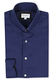 EMMETT LONDON Royal Oxford super-slim fit single-cuff shirt