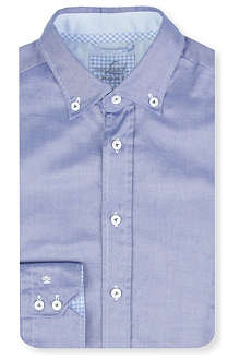 VAN LAACK Tailored single-cuff Oxford shirt