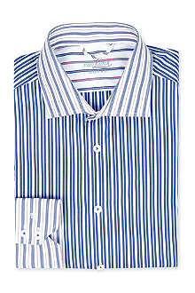 VAN LAACK Striped contrast shirt