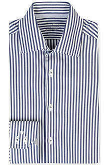 VAN LAACK Rivara slim-fit single-cuff shirt