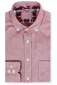 VAN LAACK Button-down classic Oxford shirt
