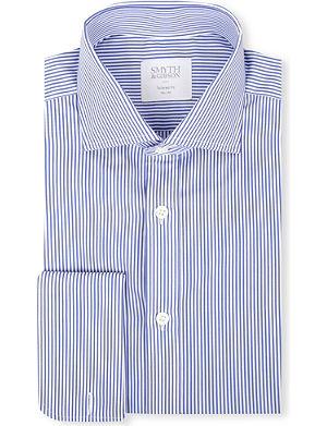 SMYTH & GIBSON Bengal cotton shirt