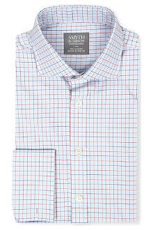 SMYTH & GIBSON Checked shirt