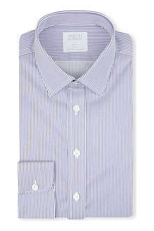 SMYTH & GIBSON Bengal stripe single-cuff shirt