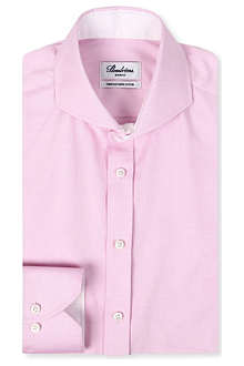 STENSTROMS Slim-fit single-cuff shirt
