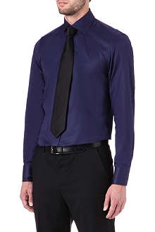 STENSTROMS Slimline cotton shirt
