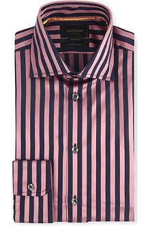 DUCHAMP Fusion striped shirt