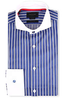 DUCHAMP Francisco striped shirt