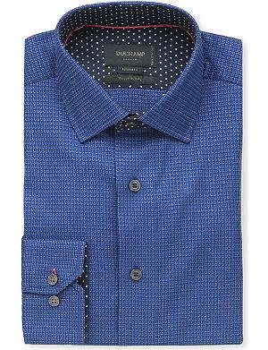 DUCHAMP Bogart check shirt