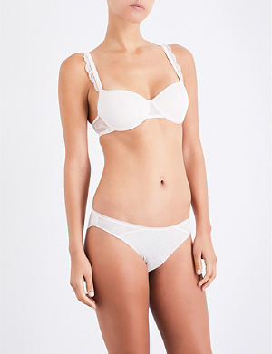 CHANTELLE Everyday Lace underwired bra