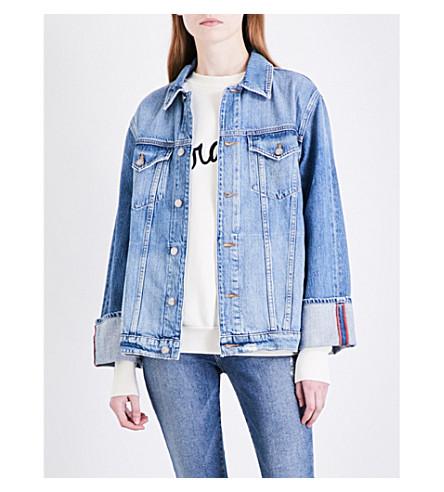 FRAME Le high skinny high-rise jeans (Beckett