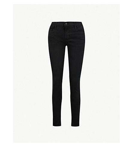 FRAME Le Skinny de Jeanne skinny mid-rise jeans (Whitter