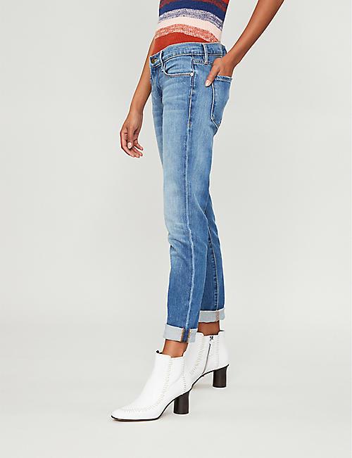 FRAME - Jeans - Jeans & denim - Clothing - Womens - Selfridges ...