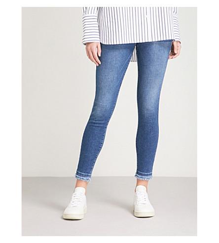 FRAME Le Skinny de Jeanne skinny-fit mid-rise jeans (Rowstock