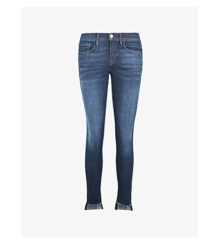 FRAME Le Skinny de Jeanne skinny mid-rise jeans (Galvin