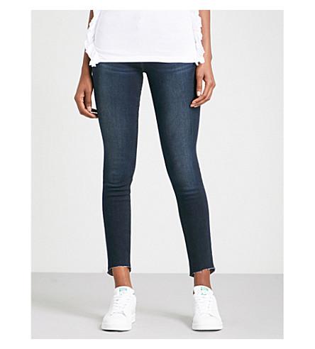 FRAME Le Skinny de Jeanne mid-rise jeans (Baylis