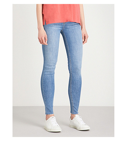 RAG & BONE Ali skinny high-rise jeans (Alibi