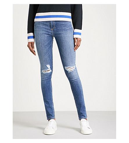 RAG & BONE Bonnie skinny high-rise jeans (Bonnie+402