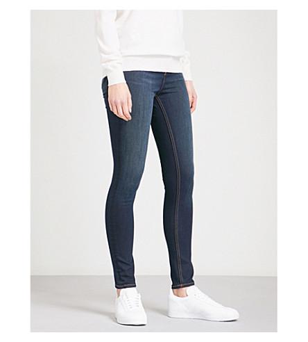 RAG & BONE Skinny high-rise jeans (Bedford