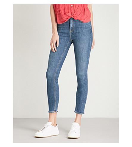 RAG & BONE瘦身高级牛仔裤 (西
