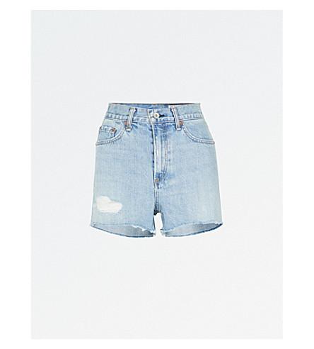 RAG & BONE Justine denim shorts (Duffs
