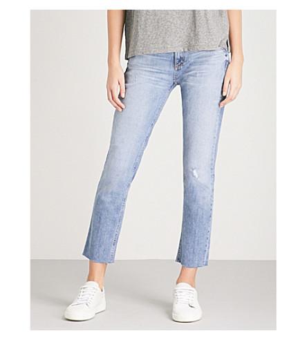 RAG & BONE Dre skinny high-rise jeans (Alphaville