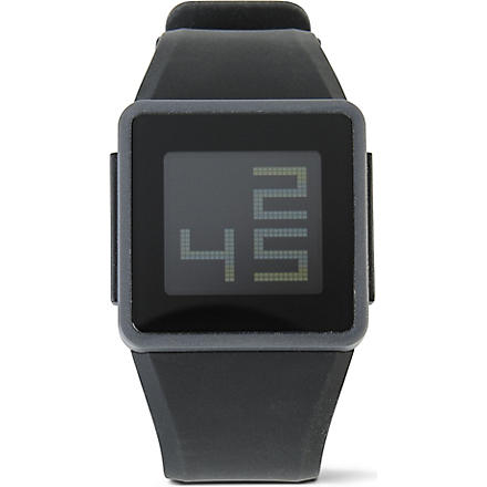 NIXON A137NX001007 Newton digital watch (Black