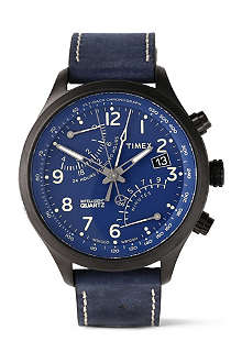 TIMEX Intelligent Quartz chronograph