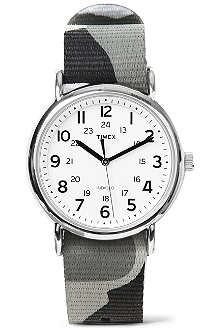 TIMEX Camouflage watch
