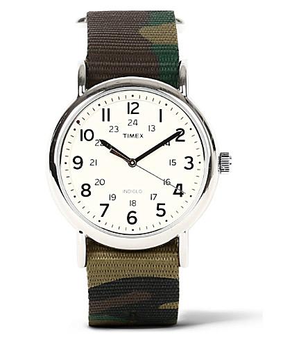 TIMEX Camouflage watch (Khaki