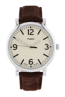 TIMEX Originals round watch