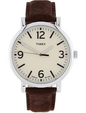 TIMEX Originals round watch
