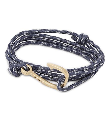 MIANSAI Rope hook bracelet (Dusk