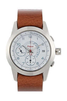 MIANSAI M2 white/oil all leather watch