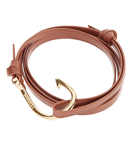 MIANSAI Hook bracelet (Brown