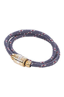 MIANSAI Double-wrap rope bracelet