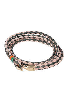 MIANSAI Trice leather bracelet