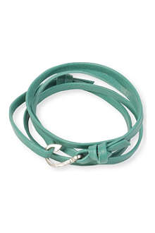 MIANSAI Mini hook leather bracelet