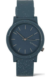 KOMONO Fat Wizard speckled watch