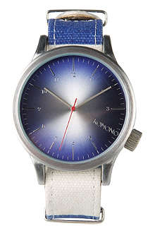 KOMONO Ship Ahoy large printed watch