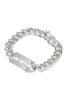 MCQ ALEXANDER MCQUEEN Chunky razor bracelet