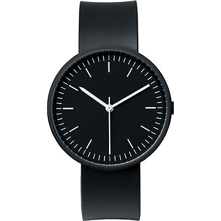 UNIFORM WARES 100 Series wristwatch (Black