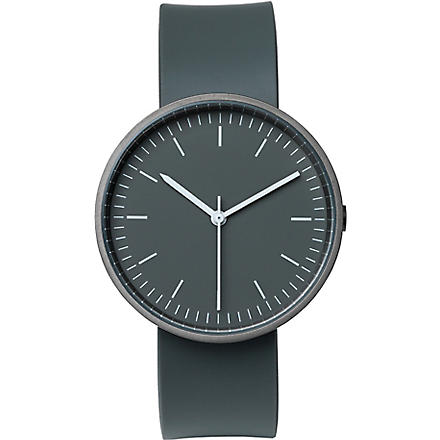 UNIFORM WARES 100 Series wristwatch (Grey