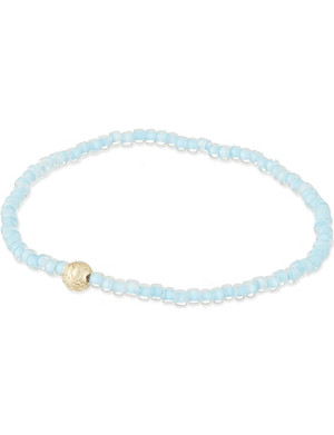 LUIS MORAIS Mini bead bracelet