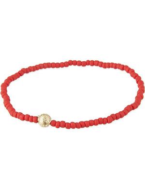 LUIS MORAIS bead bracelet