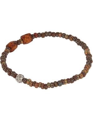 LUIS MORAIS Ying Yang bead bracelet
