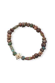 LUIS MORAIS Vintage Bindu bead bracelet