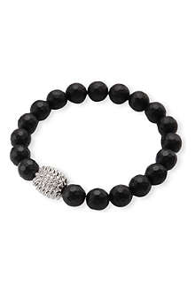 LUIS MORAIS Spike bead bracelet