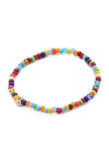 LUIS MORAIS Star charm bead bracelet